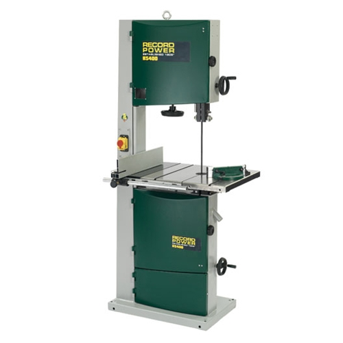 Record BS400 band saw