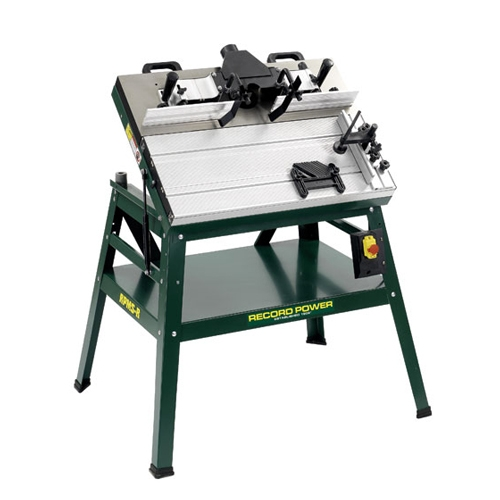 Record router table