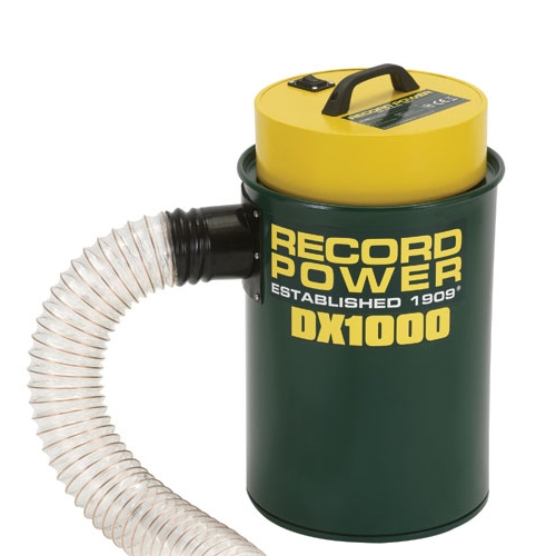 Record Power dx1000 dust collector